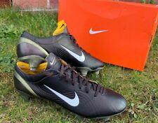 Nike Mercurial Vapor i Cinder Maize Black UK9 Superfly RARE Elite Henry Ronaldo