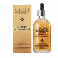 MEDI-PEEL Luxury 24K Gold Ampoule 100ml Skin Care Anti-Aging Anti-Wrinkle