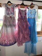 Girls Bundle Fancy Dress Frozen 7-8