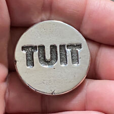 More details for a round tuit