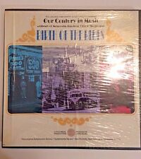 Our Century In Music Birth Of The Blues - Vol 11 LP