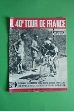 SPORT ILLUSTRATO SUPPL. 31/1953 IL 40°TOUR DE FRANCE FAUSTO COPPI GINO BARTALI