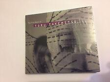 THE FILM MUSIC OF TORU TAKEMITSU (1997) OOP Score Soundtrack OST CD SEALED