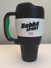 Used Bubba Sport 34oz Plastic Jug Keg Cooler Baseball **Clean**