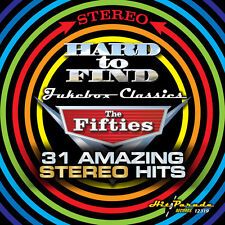 Various Artists - Hard to Find Jukebox Classics:The Fifties (31 Amazing Stereo H