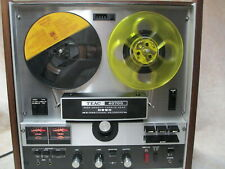 TEAC A4070G Reel to reel with 6 FERRITE heads