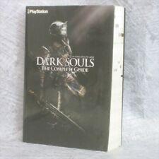 Dark Souls Guía Completa Libro Sony PS3 2011 MW64