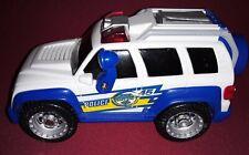 Matchbox Rescue Net Motorized Action Police Metro 1 Action Car-Lights & Sounds