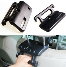 Multi-function Car Back Rear Seat Safety Handle Safe Driving Accessory Black New
