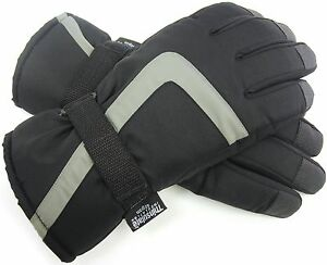 Mens Padded Gloves with Thinsulate Lining