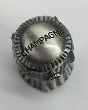 Champagne Foil Stopper Heavy Metal Bottle Cork
