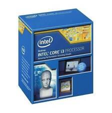 Intel Core i3-4160 Haswell Processor 3.6GHz 5.0GT/s 3MB LGA 1150 CPU, Retail