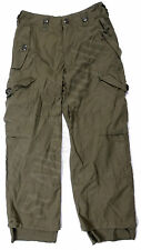 CANADIAN ARMY COMBAT PANTS - 6428 - NEW - 600SS