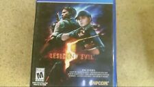 Sony Playstation 4 Resident Evil 5 (AM1032406)