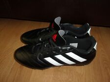 Adidas Goletto VII FG Black & White mens football boots size 6