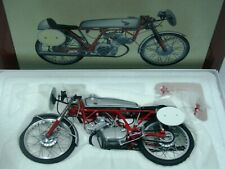 WOW EXTREMELY RARE Honda CR110 Cub Racing 1962 Silver Red #10003 BNIB 1:10 Ebbro