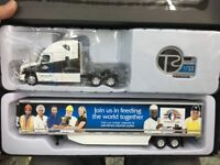 Tonkin Replicas DIECAST Truck Models Collectible Olymel 1/53 Scale Truck Model