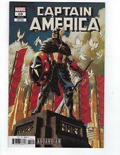 Captain America # 10 Asgardian Variant Cover NM