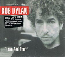 Bob Dylan-Love AND THEFT - 2 CD LIMITED EDITION-COLUMBIA 504364 9