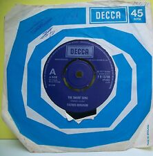 """7"""" VINYL SINGLE. The Smurf Song by Father Abraham. 1977. Decca. F R 13759."""