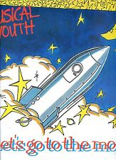 MUSICAL YOUTH let's go the the moon 12INCH 45RPM UK 1984 EX