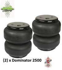 (2) Air Lift Dominator Air Bags D2500 series**Free Ship