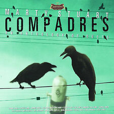 Compadres: An Anthology of Duets by Marty Stuart (CD, Jun-2007, Hip-O)
