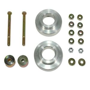 """Tuff Country 4/""""-6/"""" Carrier Bearing Drop Kits for 07-19 Toyota Tundra 4wd # 55914"""