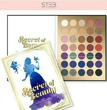 STEB SECRET OF BEAUTY (BIRD) 35 Colors Eyeshadow Palette - New & Authentic