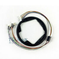 BIG HengLong 1/16 Tank Turret Rotation Gear 360 Degree Electric Slip Ring