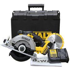 """Dewalt DCS391P1 20V MAX 6 1/2"""" Cordless Circular Saw Battery and Charger Kit NEW"""