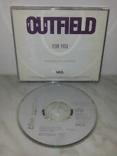 CD THE OUTFIELD - FOR YOU - PROMO - SINGLE