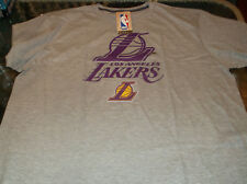 Los Angeles Lakers NBA Team Apparel  shirt by Majestic XL