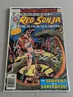 Red Sonja She-Devil With A Sword #8 March 1978 Marvel Comics