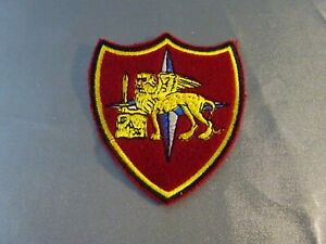 (55-3) NATO Patch ALLIED JOINT FORCE COMMAND NAPLES PAX