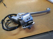 NOS Yamaha OEM Clutch Lever Handle Switch Control YAS1 YAS2 HT1 YG5 183-82910-10