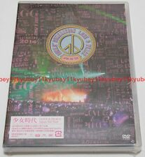 New SNSD GIRLS' GENERATION LOVE & PEACE Japan 3rd Tour DVD UPBH-20127