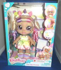Kindi Kids Mystabella Unicorn Bobble Head Artist Doll Glitter Eyes 2020 in Hand