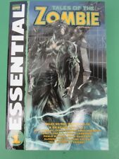 Marvel ESSENTIAL TALES Of The ZOMBIE Vol.1 TPB by Steve Gerber