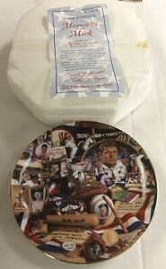 1995 Sports Impressions Mementos of the Mick-Mickey Mantle Plate #0741A W/COA!