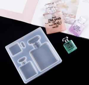 3D Harz Resin Silikonform epoxidform Epoxidharz Seife Gießform Parfümflasche