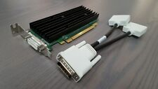 HP Quadro NVS 290 256MB DMS Low Profile Video Card w/Dual DVI Video Cable