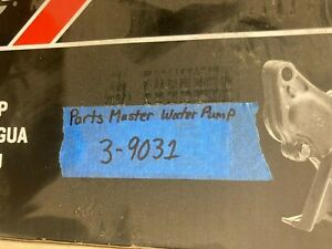 Fits 94 95 Ford Taurus Sable Windstar 3.8 engine WATER PUMP assembly 3-9031