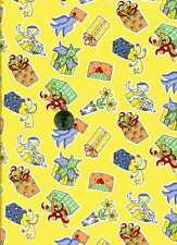 CELEBRATE BY MARNA FOR FREE SPIRIT RARE COTTON FABRIC SOLD BY THE YARD