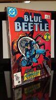 Blue Beetle single issues #1-4 by Len Wein & Paris Cullins 1986 DC Comics