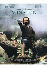 The Mission 1986 DVD Region 2