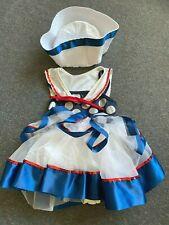 Curtain Call Costumes Toddler Sailor Girl Size: Cxs
