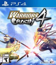 Warriors Orochi 4 PS4 New PlayStation 4,PlayStation 4