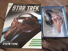 Star Trek Starships - Vulcan D'Kyr Type (Issue 55)