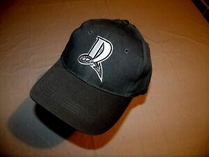 Dayton Dragons All Gray MiLB Hat / White Logo Adult Adjustable NEW Cincinnati